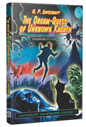 The Dream-Quest of Unknown Kadath [jhc] by H. P. Lovecraft